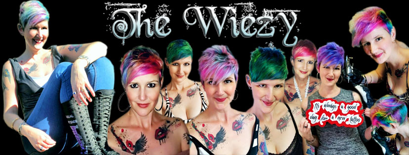 Liezel Jooste aka The Wiezy